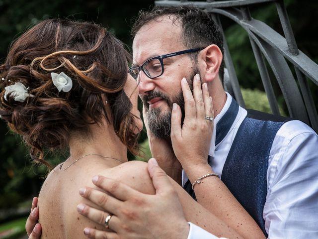 Il matrimonio di Antonio e Barbara a Carvico, Bergamo 80