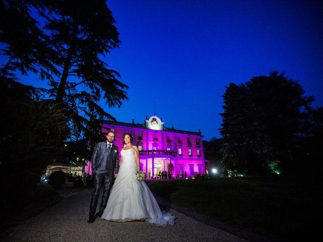 Il matrimonio di Antonio e Barbara a Carvico, Bergamo 87