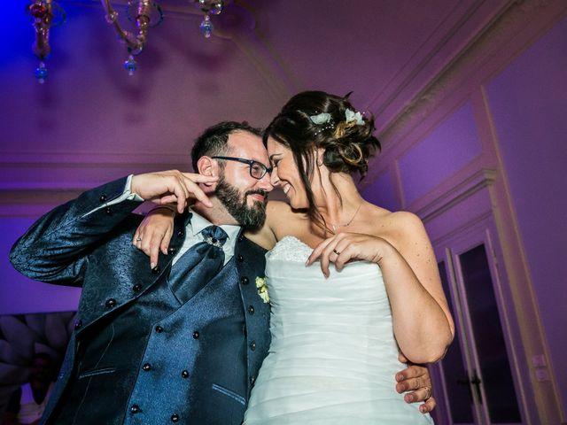 Il matrimonio di Antonio e Barbara a Carvico, Bergamo 89
