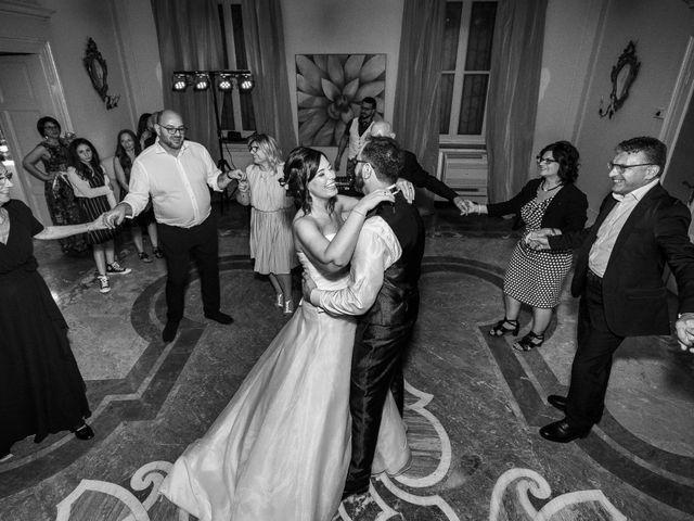 Il matrimonio di Antonio e Barbara a Carvico, Bergamo 93