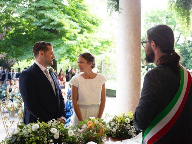 Il matrimonio di Filippo e Giulia a Gussola, Cremona 21