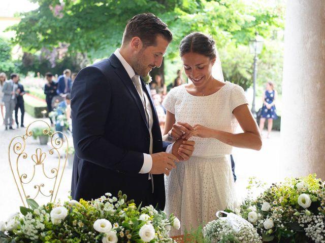 Il matrimonio di Filippo e Giulia a Gussola, Cremona 1