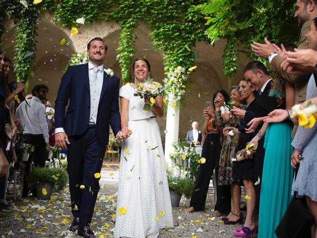 Il matrimonio di Filippo e Giulia a Gussola, Cremona 24