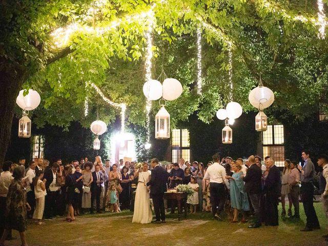 Il matrimonio di Filippo e Giulia a Gussola, Cremona 38
