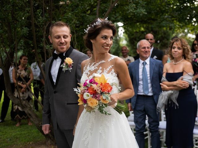 Il matrimonio di Dario e Irene a Pisa, Pisa 20