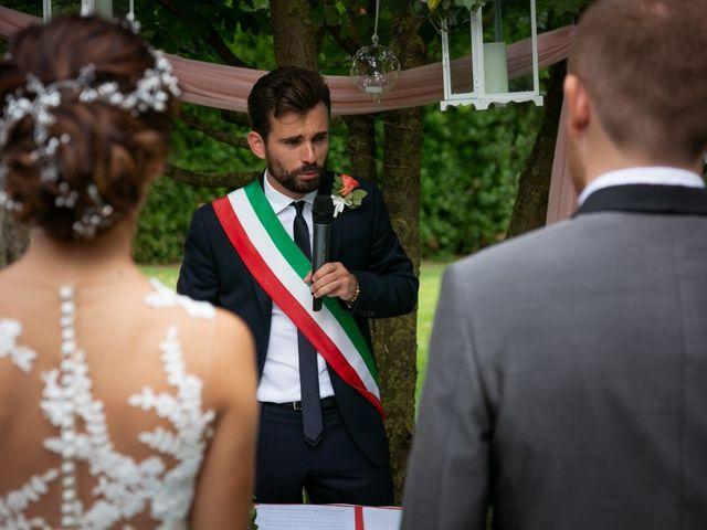 Il matrimonio di Dario e Irene a Pisa, Pisa 21