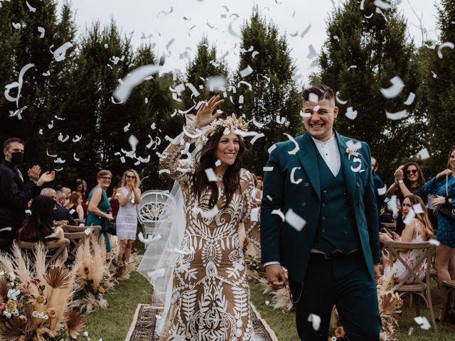Le nozze di Melania e Michael