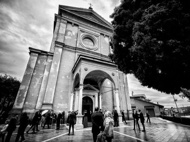 Il matrimonio di Alessandro e Marta a Vallio Terme, Brescia 13