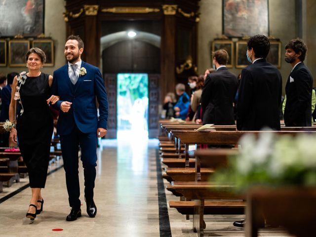 Il matrimonio di Alessandro e Marta a Vallio Terme, Brescia 26
