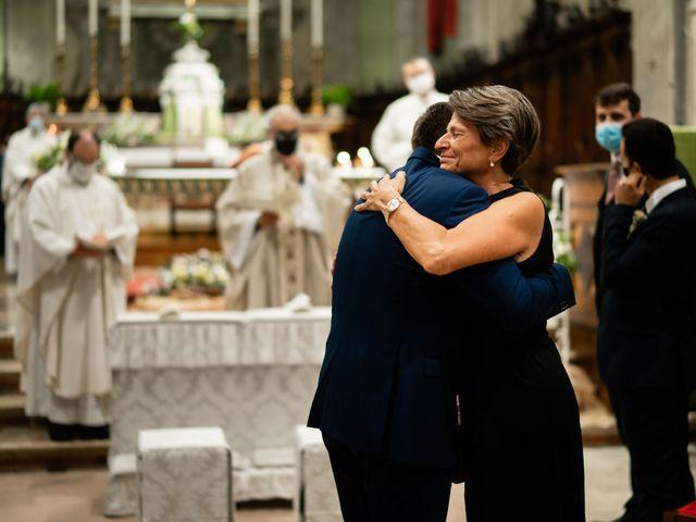 Il matrimonio di Alessandro e Marta a Vallio Terme, Brescia 27