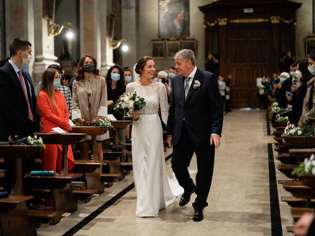 Il matrimonio di Alessandro e Marta a Vallio Terme, Brescia 28