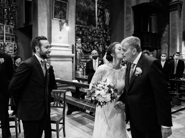 Il matrimonio di Alessandro e Marta a Vallio Terme, Brescia 29