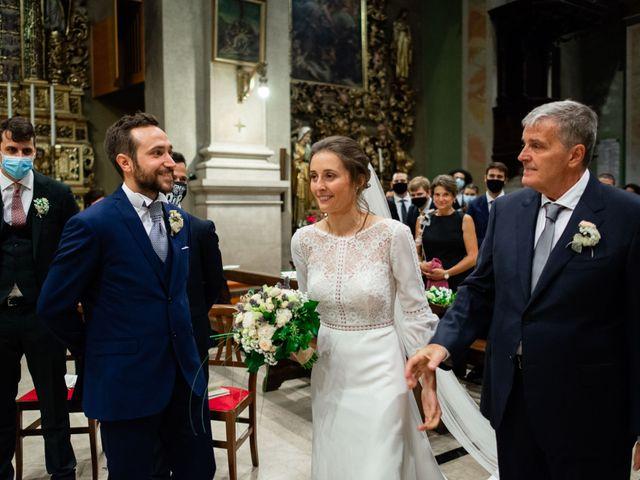 Il matrimonio di Alessandro e Marta a Vallio Terme, Brescia 30