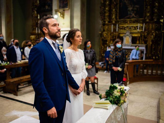 Il matrimonio di Alessandro e Marta a Vallio Terme, Brescia 31