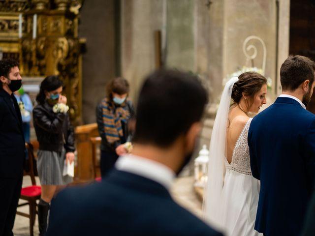 Il matrimonio di Alessandro e Marta a Vallio Terme, Brescia 32