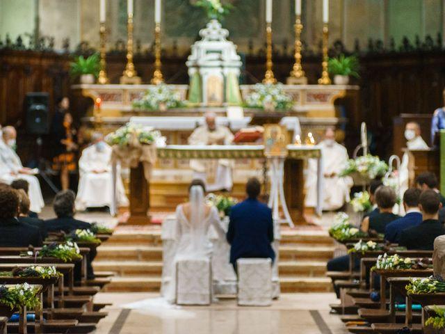 Il matrimonio di Alessandro e Marta a Vallio Terme, Brescia 33