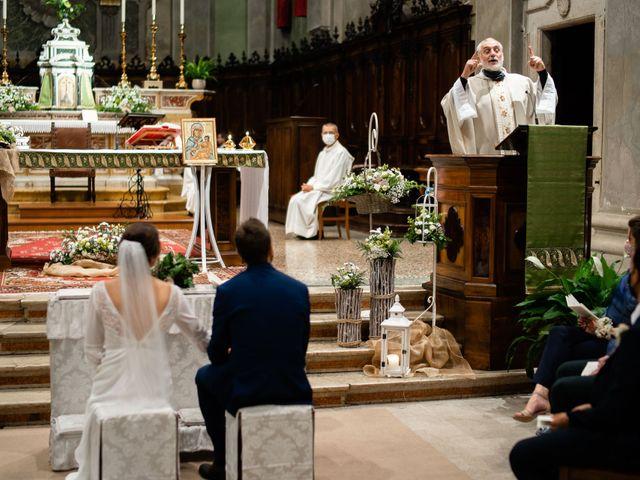 Il matrimonio di Alessandro e Marta a Vallio Terme, Brescia 35