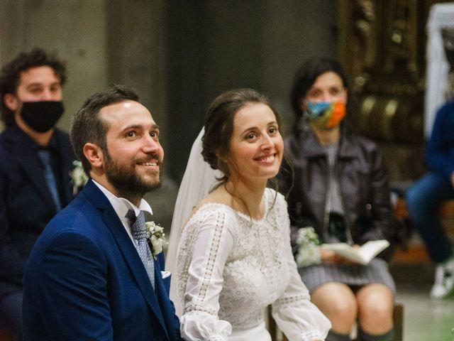 Il matrimonio di Alessandro e Marta a Vallio Terme, Brescia 36