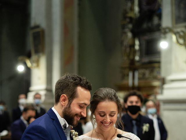 Il matrimonio di Alessandro e Marta a Vallio Terme, Brescia 38
