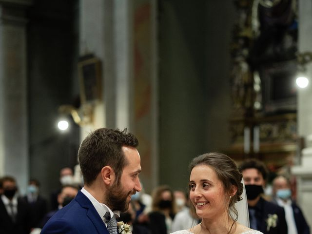 Il matrimonio di Alessandro e Marta a Vallio Terme, Brescia 39