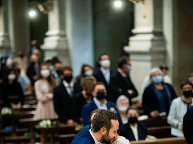 Il matrimonio di Alessandro e Marta a Vallio Terme, Brescia 42