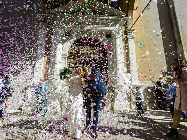 Il matrimonio di Alessandro e Marta a Vallio Terme, Brescia 49