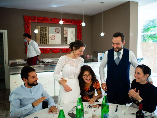 Il matrimonio di Alessandro e Marta a Vallio Terme, Brescia 74