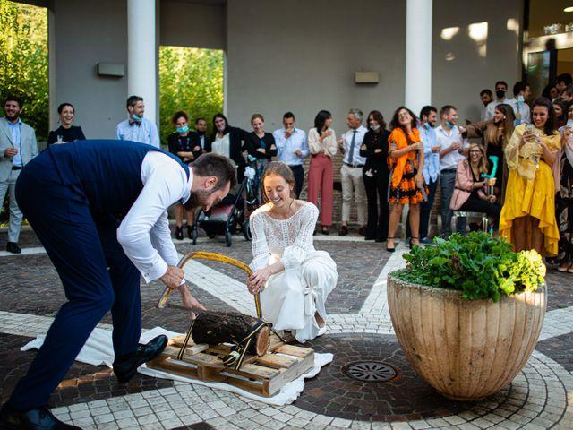 Il matrimonio di Alessandro e Marta a Vallio Terme, Brescia 78