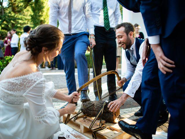 Il matrimonio di Alessandro e Marta a Vallio Terme, Brescia 79
