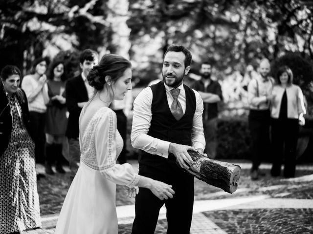 Il matrimonio di Alessandro e Marta a Vallio Terme, Brescia 82