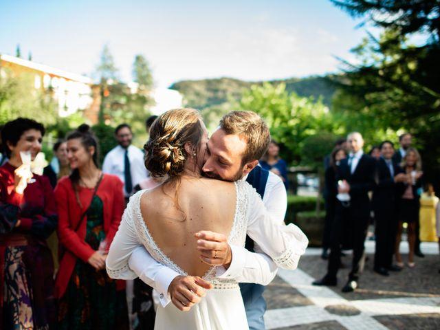 Il matrimonio di Alessandro e Marta a Vallio Terme, Brescia 83