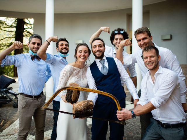 Il matrimonio di Alessandro e Marta a Vallio Terme, Brescia 84