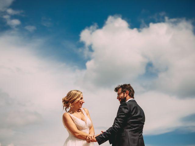Le nozze di Amanda e Antonio