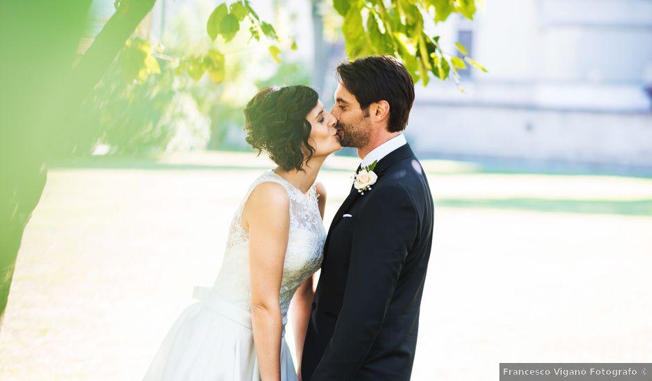 Il matrimonio di Luca e Silvia a Monticello Brianza, Lecco