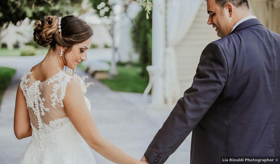 Il matrimonio di Michele e Angela a San Giovanni Rotondo, Foggia
