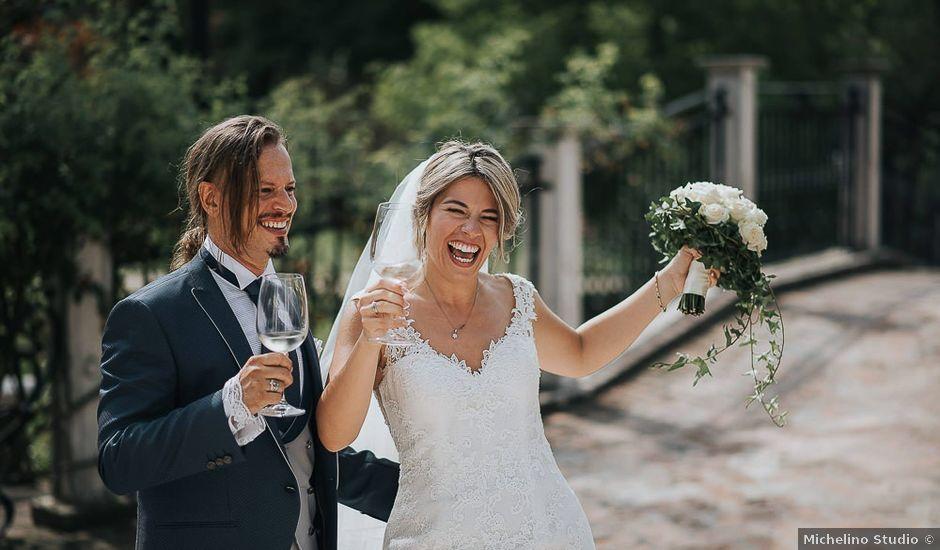 Il matrimonio di Fabio e Valentina a Torre di Mosto, Venezia