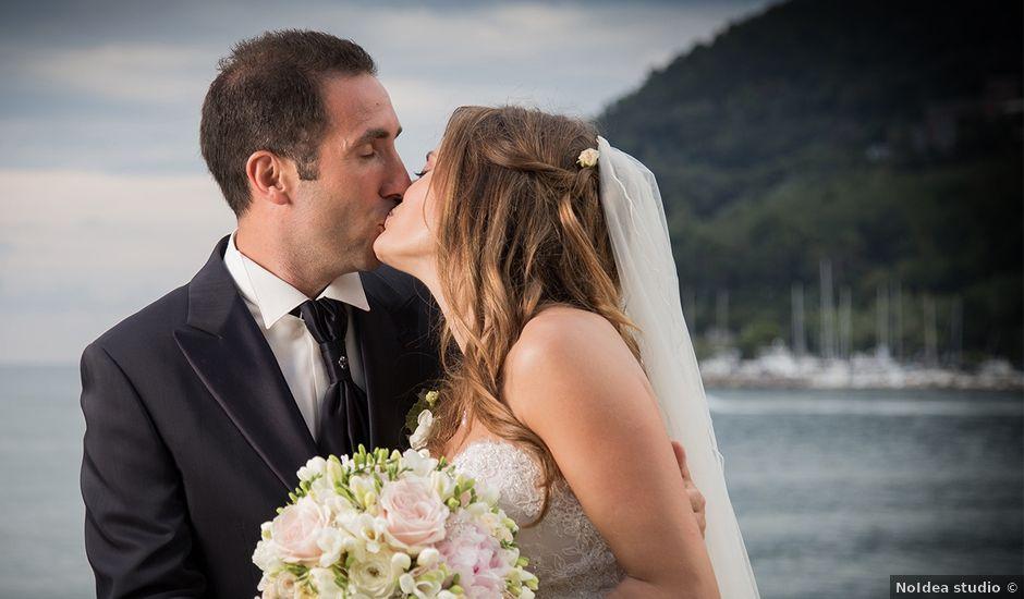 Il matrimonio di Tommaso e Vera a Massa, Massa Carrara