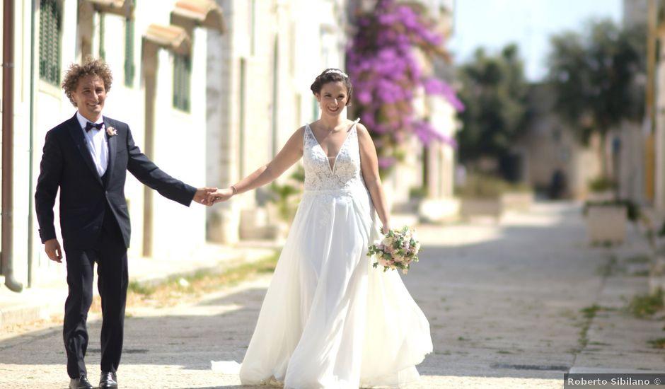 Il matrimonio di Simone e Maria a Terlizzi, Bari