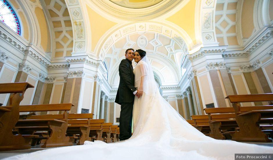 Il matrimonio di Claudio e Rita a Benevento, Benevento