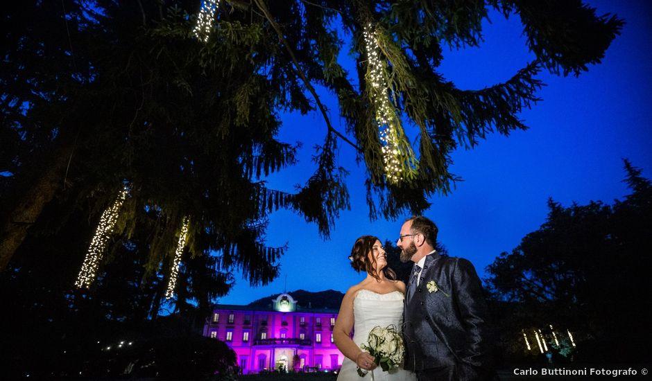 Il matrimonio di Antonio e Barbara a Carvico, Bergamo