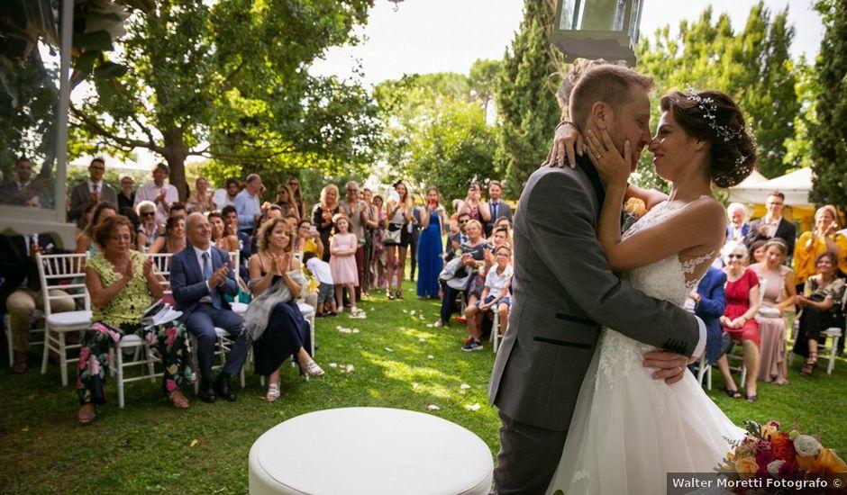 Il matrimonio di Dario e Irene a Pisa, Pisa
