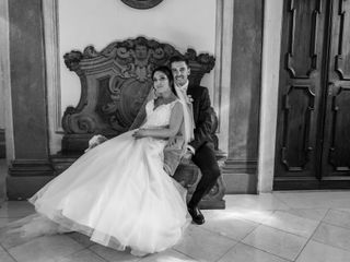 Le nozze di Anna  e Robert