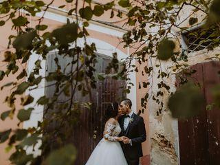 Le nozze di Eva e Alessandro 1