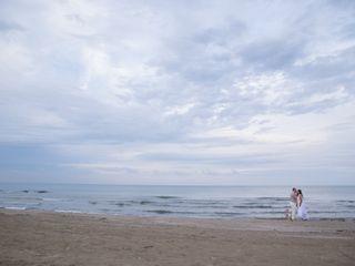 Le nozze di Erika e Luca 1