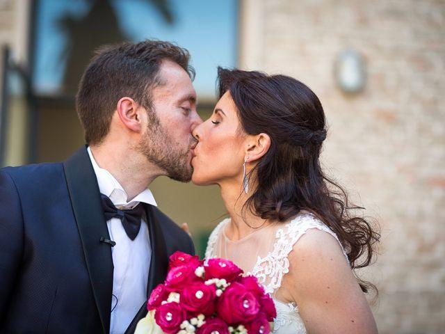 Il matrimonio di Claudio e Elena a Rimini, Rimini 3
