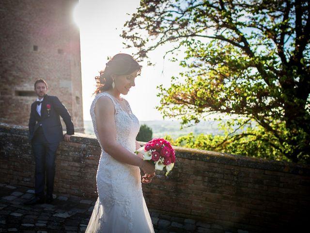 Il matrimonio di Claudio e Elena a Rimini, Rimini 7