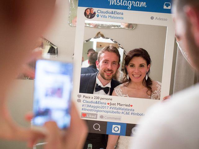 Il matrimonio di Claudio e Elena a Rimini, Rimini 12