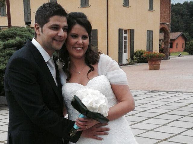 Il matrimonio di Roberto e Caterina a Meda, Monza e Brianza 13