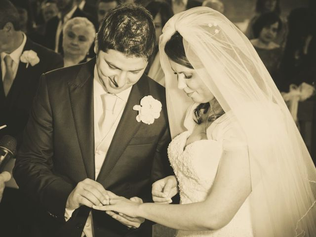 Il matrimonio di Roberto e Caterina a Meda, Monza e Brianza 25