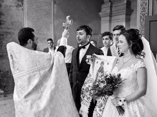 Il matrimonio di Antonio e Galina a Ferrara, Ferrara 6